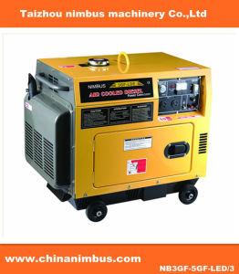 5KW 3KW gerador diesel Arrefecidos a ar
