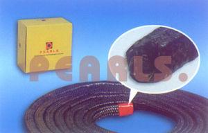 Carbonized волокна с графитовой смазкой упаковки