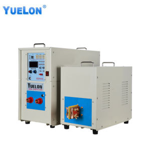 照明設備の溶接のための高周波誘導加熱ろう付け機械