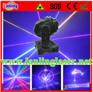 Анимация лазера RGB Disco перемещения передних фар