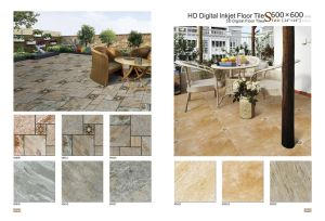 陶磁器のFloor TileかGlazed Porcelain Wall Tile
