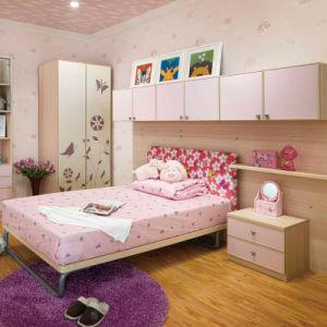 Oppein adorável quarto das crianças em madeira escura (CH11123A120)