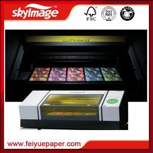 デジタル印刷のためのロランドVersauv Lef-300 Benchtopの紫外線平面プリンター