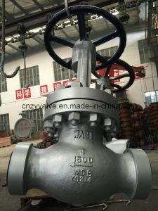 Alta Pressão 4 CLASS1500 Sw válvula globo de Aço Carbono (J61Y-1500LB-4)