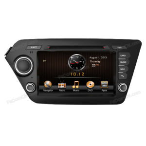 KIA K2のための8インチAuto Car DVD GPS Navi Navigation!