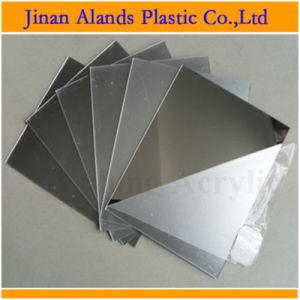 Zilveren AcrylBlad 1220X1830mm 1mm tot 5mm van de Spiegel