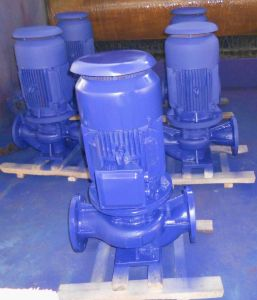 ISG Sinlge-Stage Vertical Centrifugal Pump