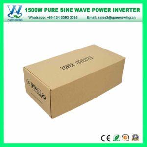 Alta freqüência de 1500W onda senoidal pura Inversor de Energia (QW-P1500)