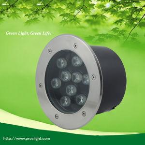 IP67 9W Outdoor LED Recessed Light für Under Ground Lighting