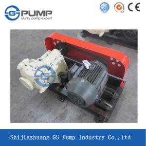 A pasta fluida de serviço pesado da bomba de alta eficiência a protecção de borracha do impulsor