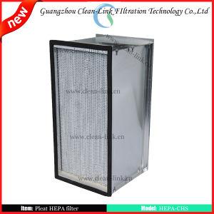 Filters HEPA van de Filters van de Lucht van de hoge Efficiency de Industriële Geplooide