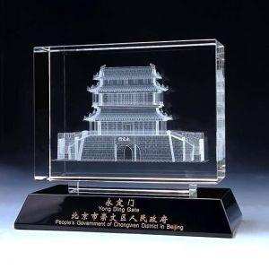 販売のための安い価格3Dの写真結晶レーザーの彫版機械