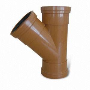 3 voies 15mm tuyau de PVC