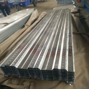Lamiera di acciaio galvanizzata ondulata d'acciaio del metallo del materiale da costruzione Dx51d