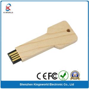 Деревянный ключ USB флэш-диска USB