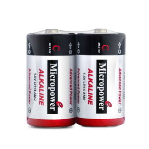 Superalkalische C Größen-trockene Batterie der qualitäts