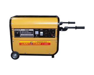 5kw New Model Hot Salts Gasoline Generator Set