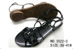 Lady chaussures/sandale (3522-3)
