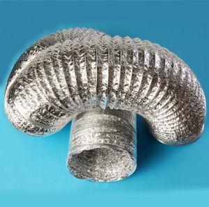 Алюминиевый Гибкий воздуховод