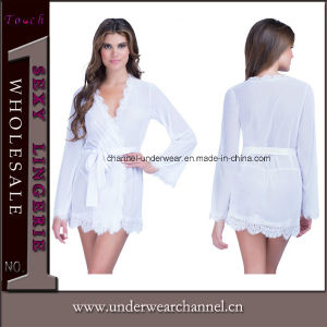 Vestido de Noche Lenceria Babydoll Lenceria Baby Doll Sexy camisa (22530-3)