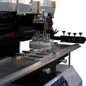PCB 생산 라인을%s 반 자동 인쇄 기계