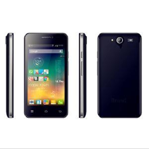 Qualificar 4'' de núcleo quádruplo de telefonia móvel GSM SO Android pelo fabrico ODM OEM