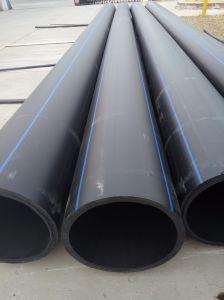 HDPE PE100 de tubos de drenaje de agua y accesorios para la construcción