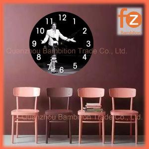 (0.5Cm caliente el cuerpo), la venta de varios estilos innovadores comercio al por mayor Reloj de pared Pared Vintage Antiguo reloj redondo de madera para la decoración del hogar016007-7 Fz.
