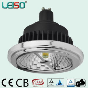 Dimmable High Kriteriumbezogene Anweisung 98ra 15W LED AR111 China Manufacture (j)