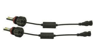 Q5 LEDのヘッドライト二重カラー20W 3000lm Csp LEDヘッドランプQ5 H7 H11車自動LEDのヘッドライト
