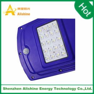 Tutti in un indicatore luminoso di via solare Integrated di illuminazione 20With40W LED