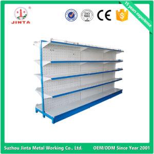 Металлические полки супермаркета используется для хранения (JT-A27)