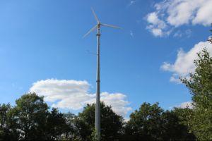 格子タイプ10kwの安全連続した風力の発電機を離れたAnhua