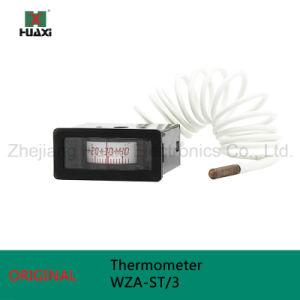 Wza-St/3 Termómetro capilar con -40~+40c o c 0~120