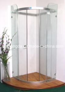 Venta caliente Receptáculo de ducha de vidrio templado (8212)