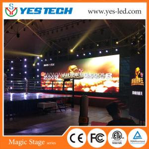 LED CMS Haute Définition de la publicité affichage publicitaire