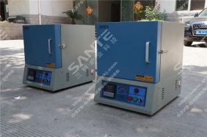 (4 litros) de 1700 grados de Zirconia horno de sinterización con Control PID