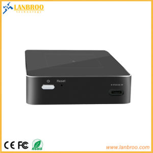 Mobiler WiFi Pocket LED DLP-Projektor mit Noten-Steuerung
