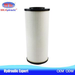 Filtro dell'olio idraulico pieghettato Hydac della vetroresina del rimontaggio