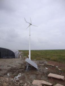 Qingdao Anhua génératrice éolienne de petite puissance 2 Kw pour le projet de grille hors tension
