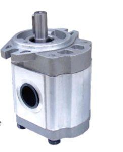 Шестеренчатый насос гидравлической системы для строительной и сельскохозяйственной техники