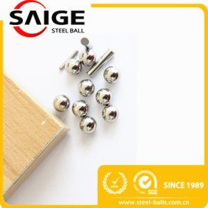 SGS / ISO Cert SS304 Bola de injeção de aço