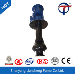 Tipo pompa Mixed verticale di Vlc di flusso di industria petrochimica