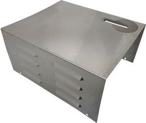 La précision en acier inoxydable OEM ODM Emboutissage de métal formant Boîte de flexion