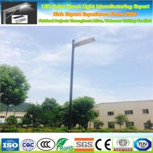 20W 40W 60W LED integrado todo en uno de la luz de la calle de Energía Solar