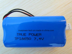 Li 이온 건전지 팩 3.7V 4800mAh 18650 가로등 건전지