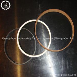 O plástico de engenharia de alta qualidade as vedações de anel de PTFE