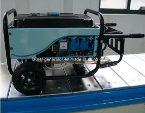 極度の無声ガスProtable /Smallか。 小型力か電気発電機