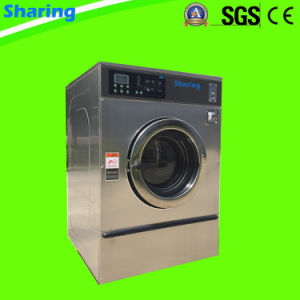 12kg 15kg 20kg Coin exploité un service de blanchisserie Machine à laver à la laverie automatique