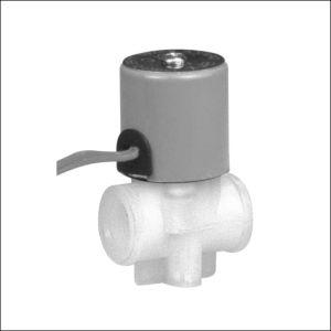 Elettrovalvola a solenoide di plastica dell'erogatore dell'acqua (SERIE di SLC)